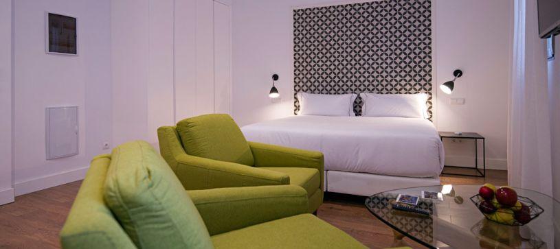 Estudio Madrid B&B Apartamentos Fuencarral 46