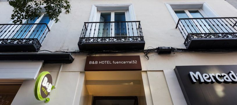 Hotel B&B Madrid Fuencarral 52