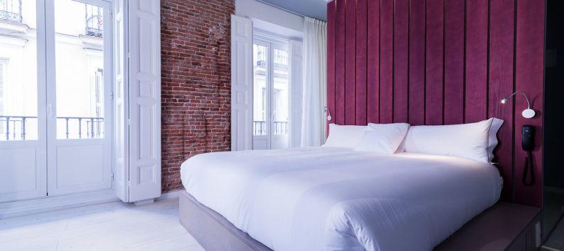 Habitación superior Hotel B&B Fuencarral 52