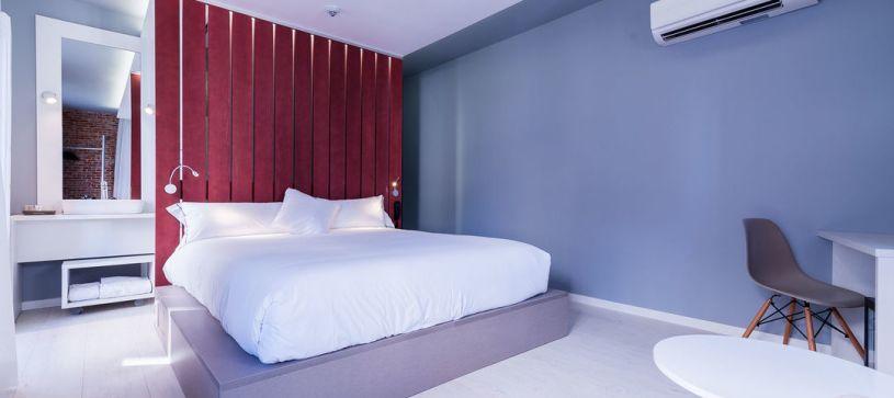 Habitación para dos personas Hotel B&B Fuencarral 52