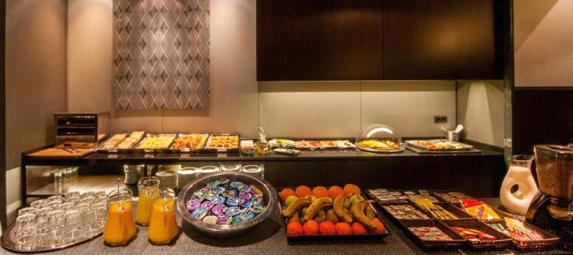 Desayuno Hotel B&B Getafe