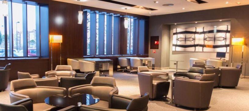 Lobby Hotel B&B Getafe