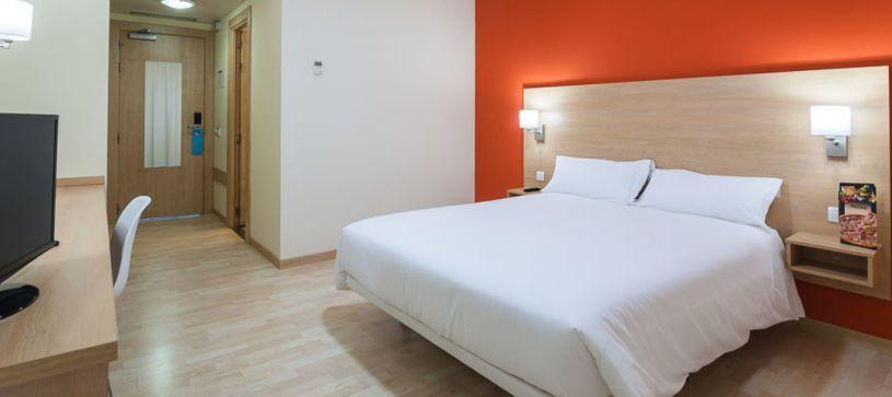 Panorámica standard Hotel B&B Madrid Las Rozas