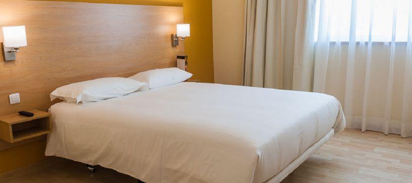 Hotel B&B Madrid Las Rozas habitación doble