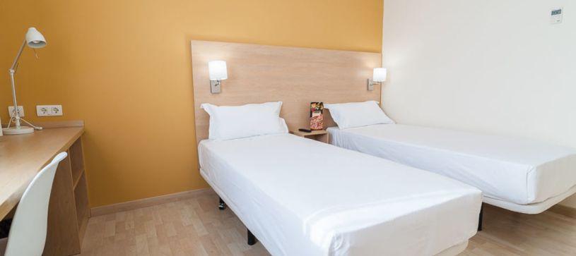 Twin standard Hotel B&B Madrid Las Rozas