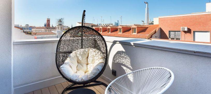 Vista panorámica Hotel B&B Puerta del Sol