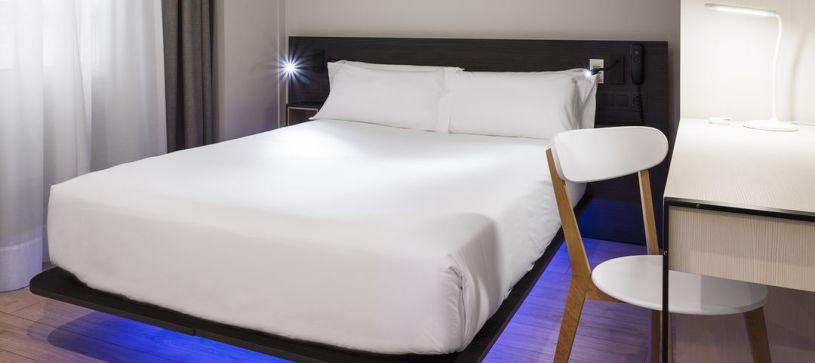 Habitación individual premium Madrid Hotel B&B Puerta del Sol