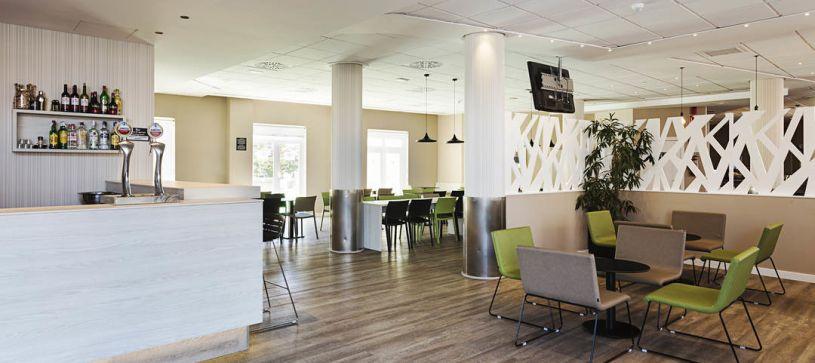 Cafetería del Hotel B&B Valencia Ciudad de las Ciencias