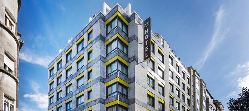 Edificio Hotel B&B Vigo