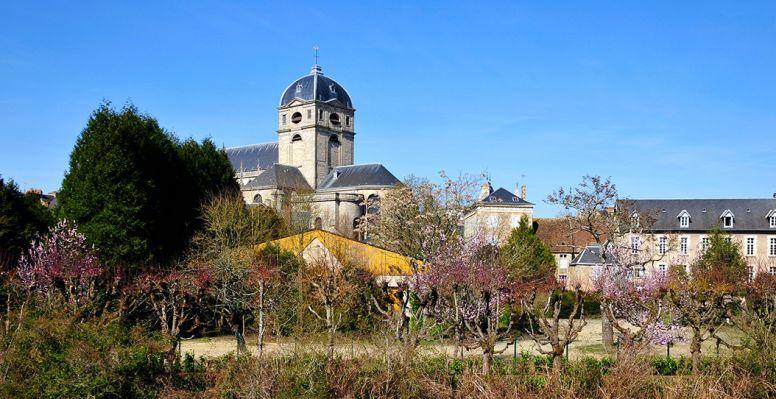 Basilica Notre Dame in Alençon