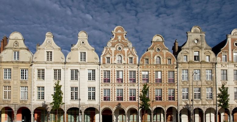 Grand-Place of Arras