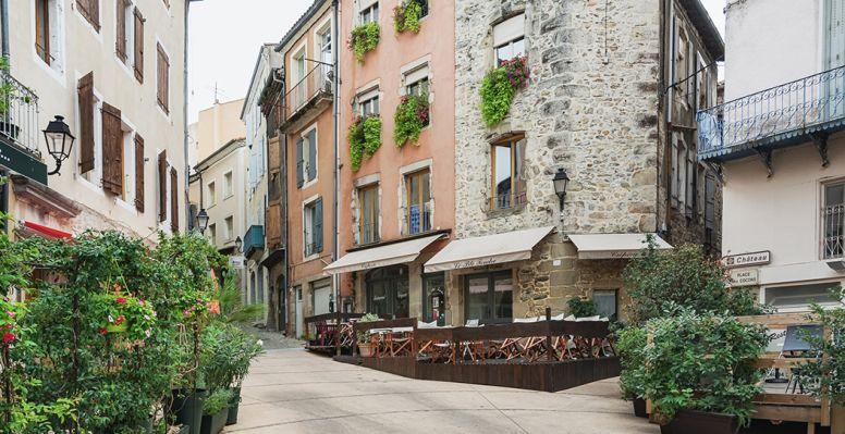 Centre historique d'Aubenas