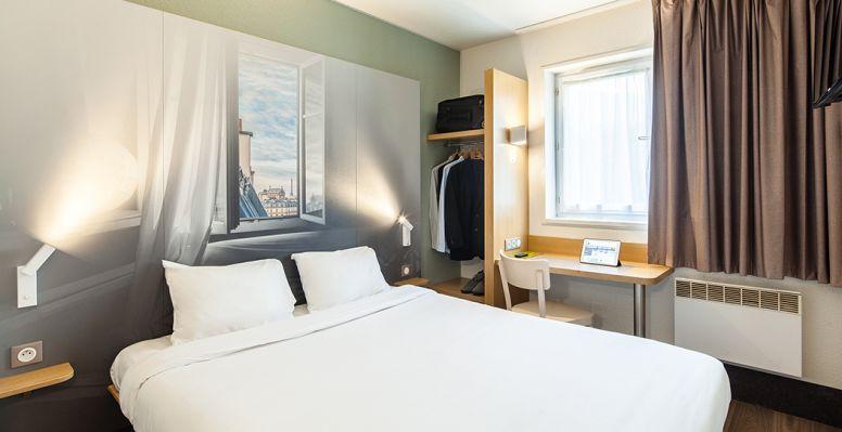 hotel en evry habitación doble