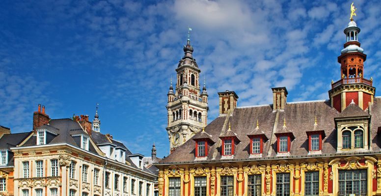 Grand Place of Lille