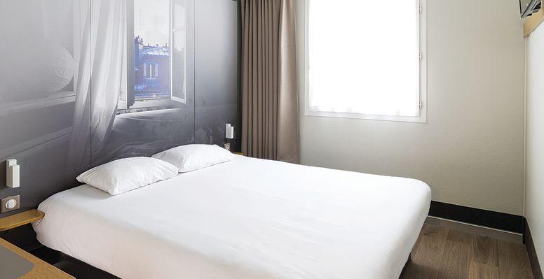 hotel en montargis habitación doble