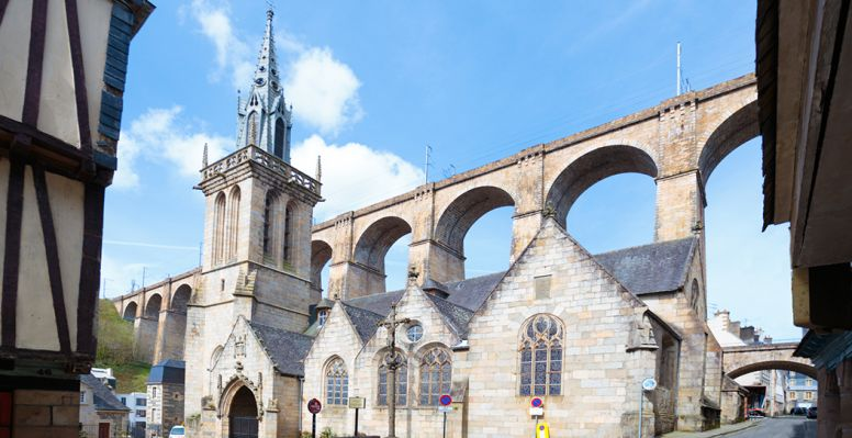 Viaduct of Morlaix