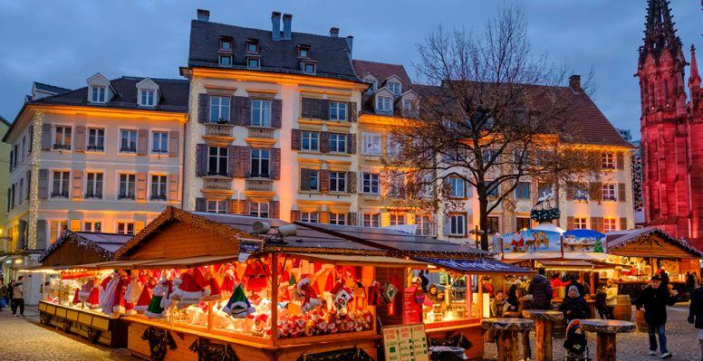 Mercado de Navidad de Mulhouse
