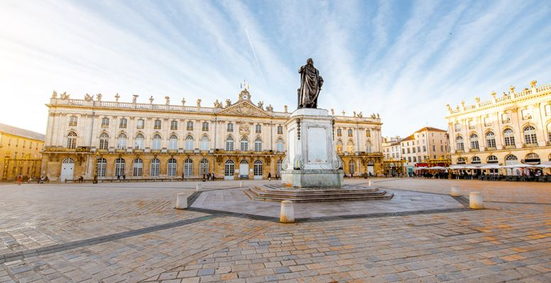 Place Stanislas en Nancy