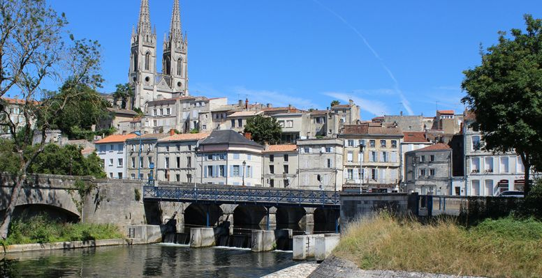 Historical center of Niort