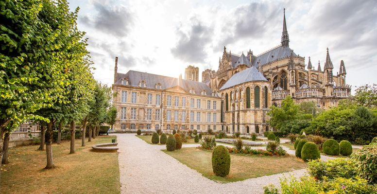 Notre Dame catedral of Reims