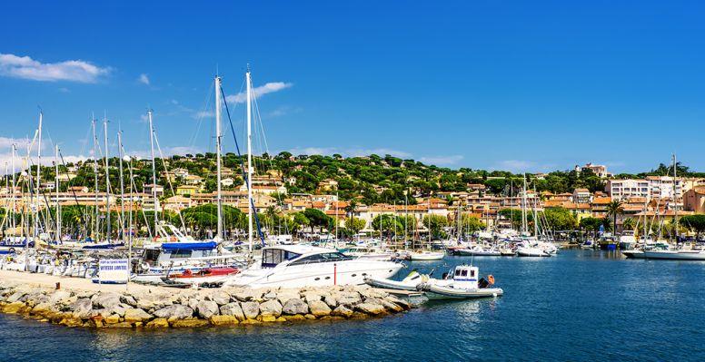 Port of Sainte-Maxime