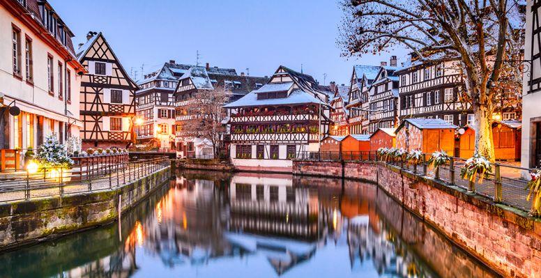 Centro histórico de Strasbourg