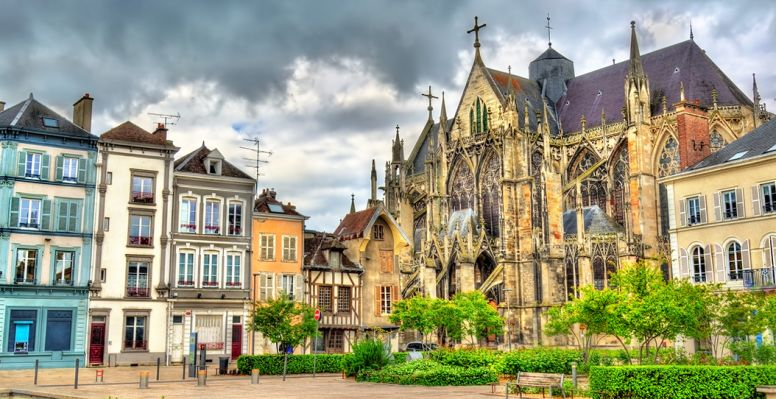 Historical center of Troyes