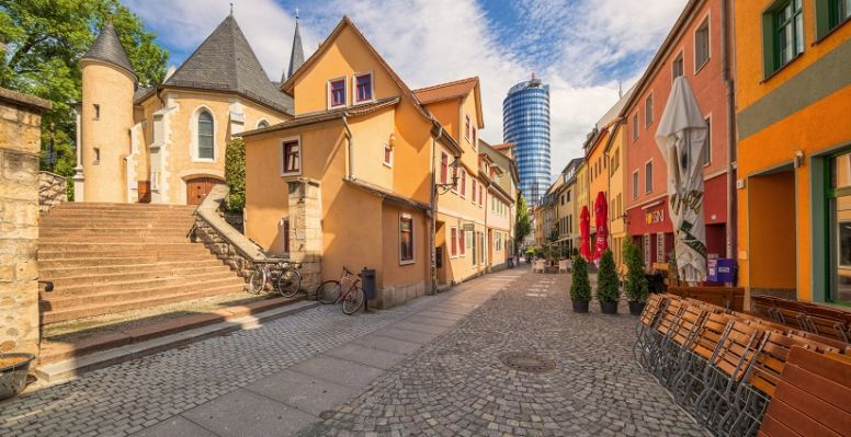 Reasons why I chose Jena (Germany) for my Erasmus experience ... | 399x776