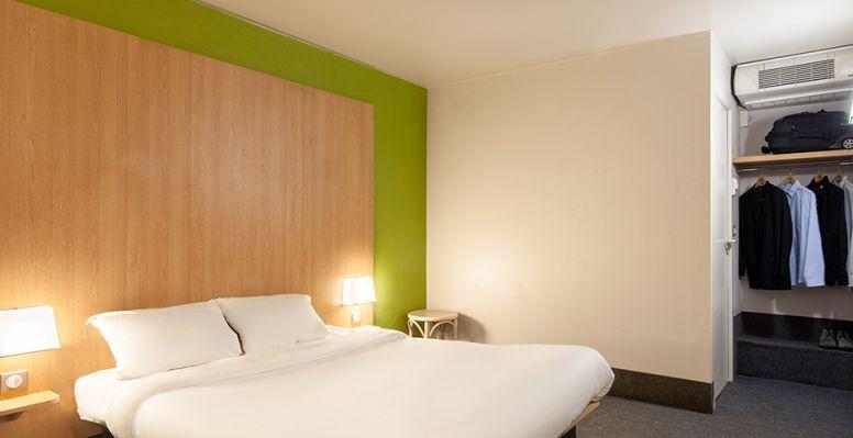 hotel en louveciennes habitación doble
