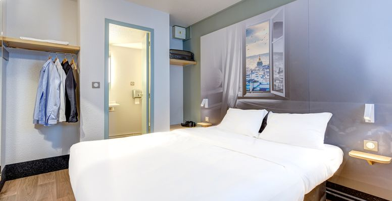 hotel in orgeval double room