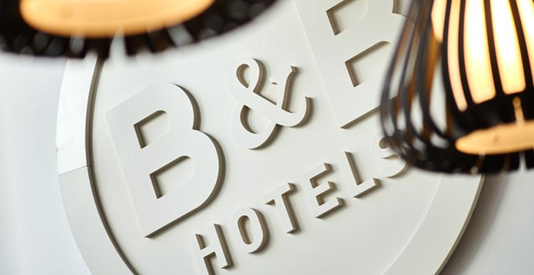 Hall de entrada B&B HOTELS