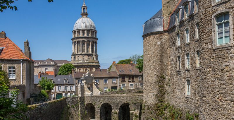 Basilique Notre Dame in Boulogne sur Mer