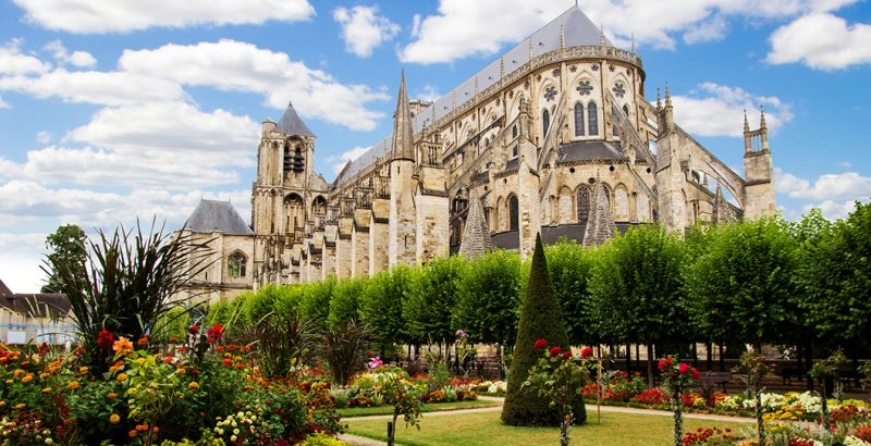 Catedral of Bourges