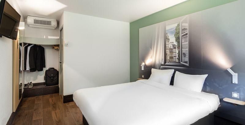 hotel en corbeil habitación doble