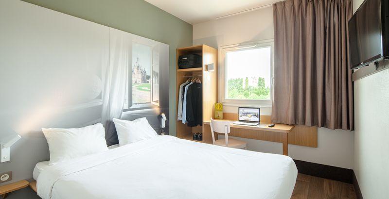 hotel in creil double room