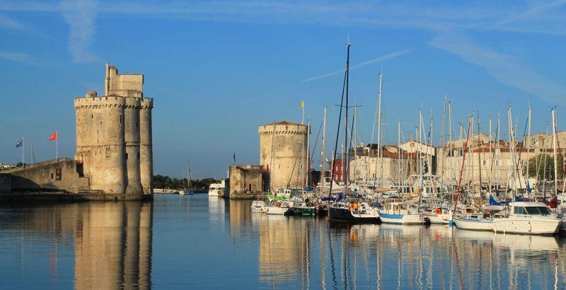 Porto Vecchio di La Rochelle