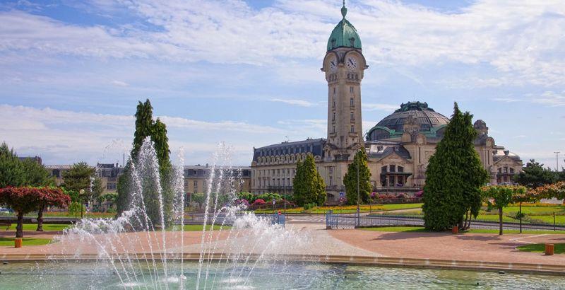 Ciudad de Limoges