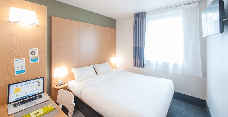 hotel in maubeuge double room