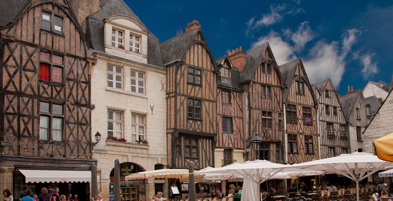 Historical center of Tours
