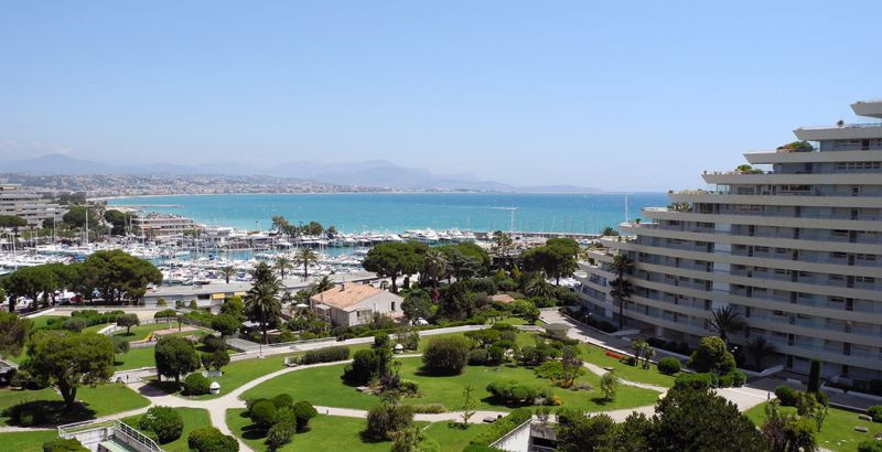 Baie des Anges in Villeneuve Loubet