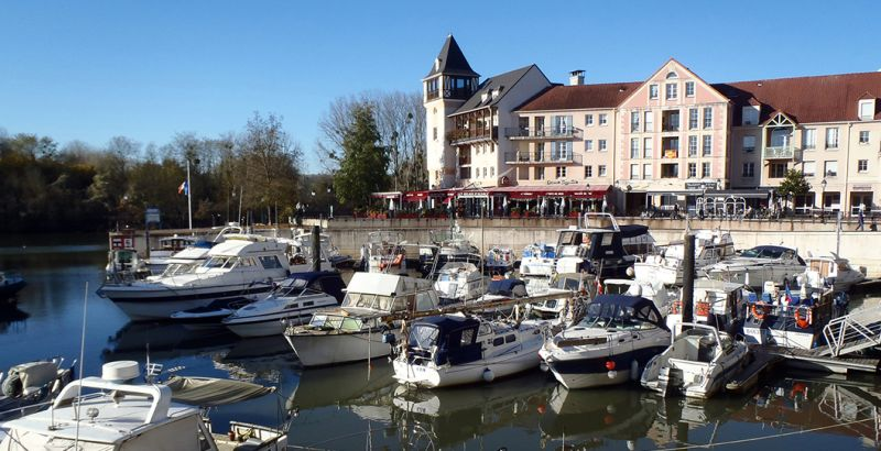 Port de Cergy