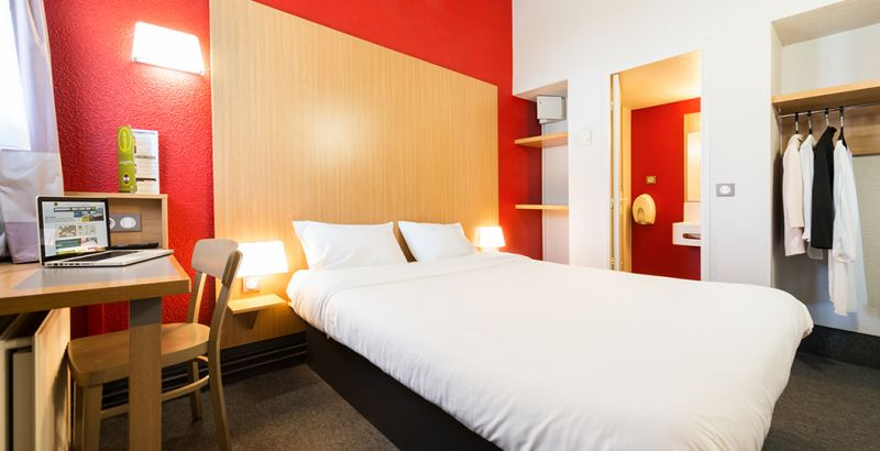 hotel in saint etienne double room
