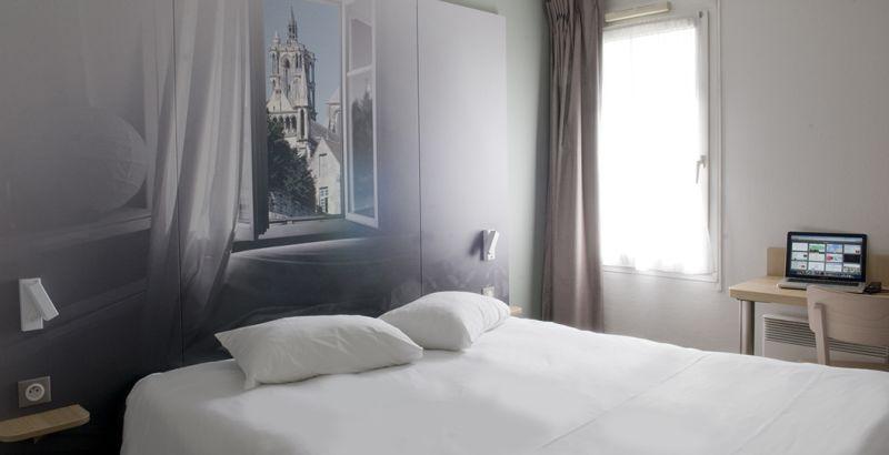 hôtel à saint quentin chambre double