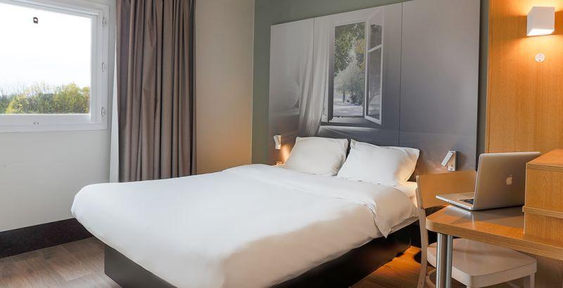hôtel à valenciennes chambre double