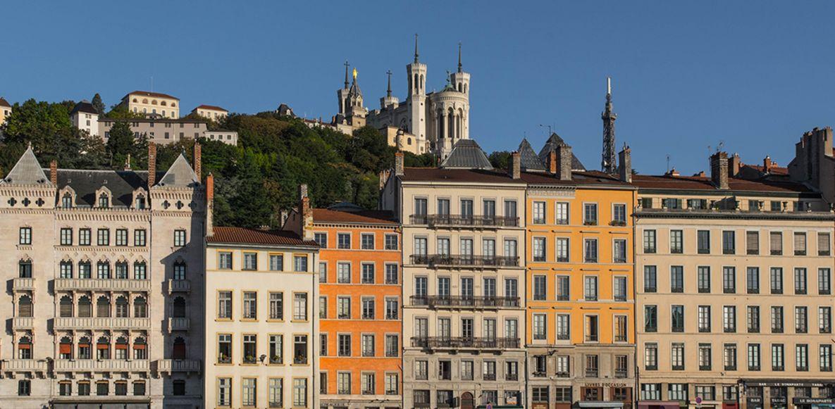 B&B Hôtels à Lyon Centre