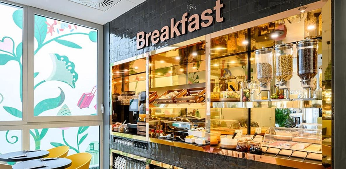 B&B HOTELS Belgium - breakfast