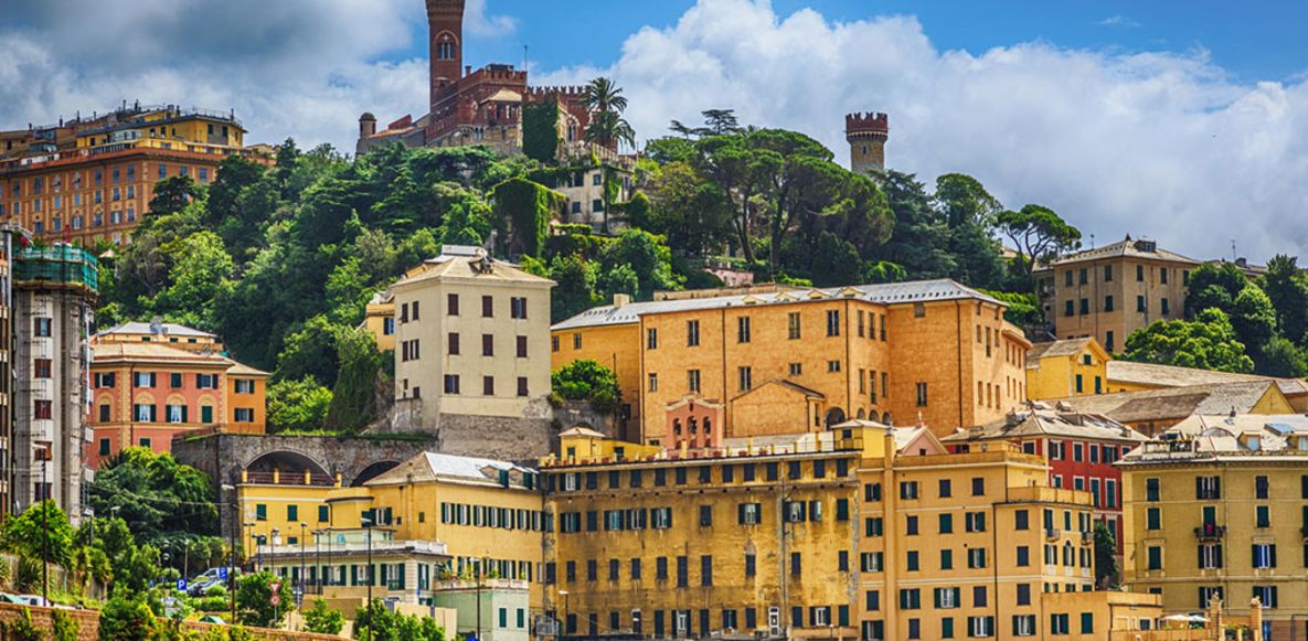 Visitare la Liguria