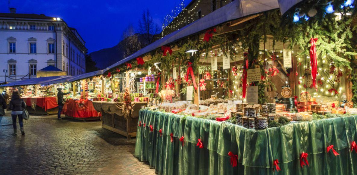 Mercatini natalizi a Trento