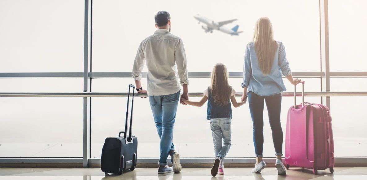 séjour famille hôtel avec navette aéroport