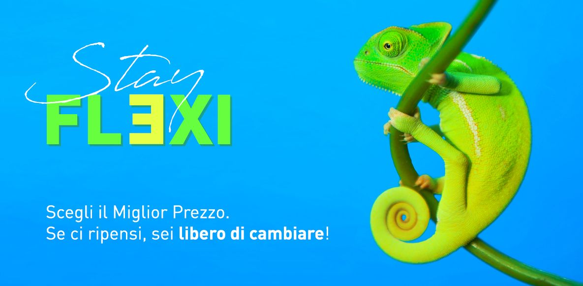 B&B Hotels Italia - Stay Flexi